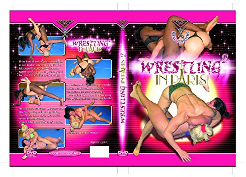 Real Fighting - WRESTLING IN PARIS 2 DVD Amazon's Prod