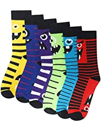 Boys Socks 5 Pack X 2 Ex Store 10 Pairs Cotton Rich multipacks 2-4  years .