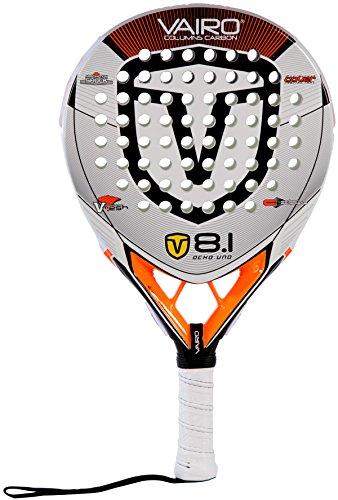 Vairo Columns Carbon 8.1 - Racchetta per Paddle Tennis in Carbonio