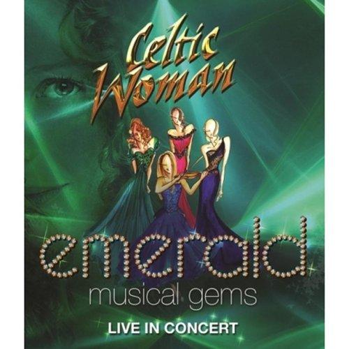 Celtic Woman - Emerald: Musical Gems (DVD) (韓国盤)