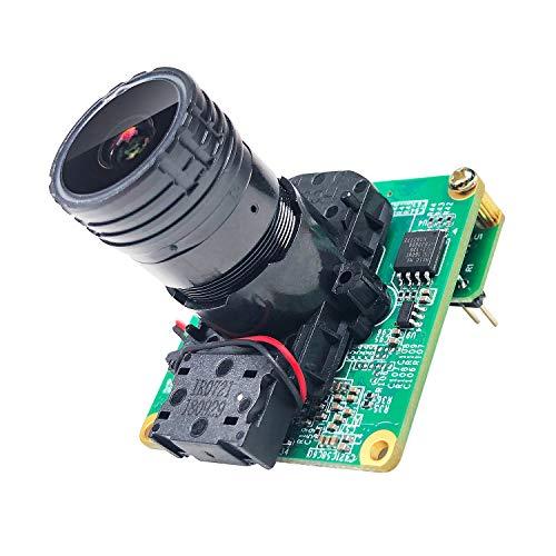 Inno-Maker RPI Kamera, Raspberry Pi Kameramodul MIPI Weitwinkel-Fischaugen-Nachtsicht IR Cut mit 1080P 1/2,8 Zoll 2MP StarVIS Sensor IMX290 für Raspberry Pi Zero 3 3b 3b+ A+ CM3 + CM3 (Raspberry Cam Pi Pi)