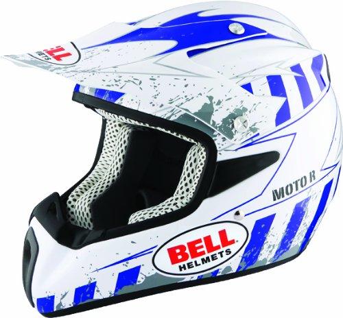 Bell A685FM5BLSR4-L - Casco de motocross con