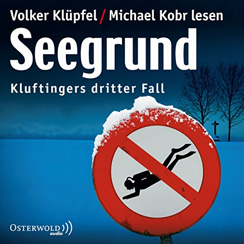 Buchseite und Rezensionen zu 'Seegrund (Kommissar Kluftinger 3)' von Volker Klüpfel