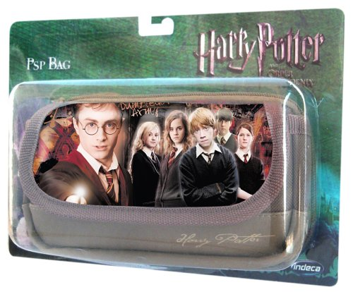 Click for larger image of Harry Potter And The Order Of The Phoenix Carry Case (PSP)