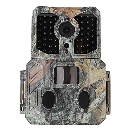 MEMORY Off-Road-Kamera, 1080P 16 MB Wildlife Hunting Game-Kamera, 0,2 S Triggergeschwindigkeit 120 ° PIR-Sensor-Winkelanzeige