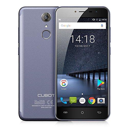 CUBOT NOTE Plus Smartphone libre con Pantalla de 5.2 Pulgadas Teléfonos Móviles Libres (32G de ROM, 3G de RAM, Android...