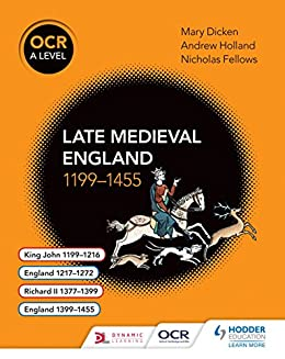 Ocr a level history late medieval england 1199 1455 ebook andrew ocr a level history late medieval england 11991455 by holland andrew fandeluxe Image collections