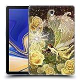 Head Case Designs Offizielle Myles Pinkney Karamellbonbon Fantasy Soft Gel Hülle für Samsung Galaxy Tab S4 10.5 (2018)