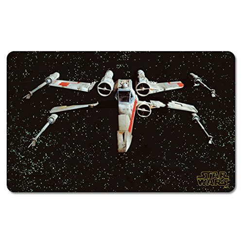 Star Wars Frühstücksbrettchen - Krieg der Sterne - X-Wing Fighter - Lizenziertes Originaldesign - LOGOSHIRT