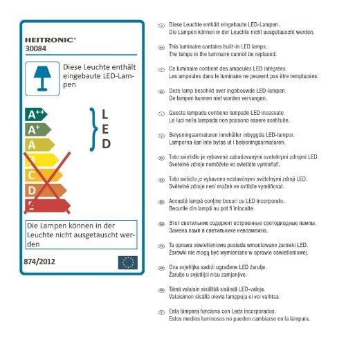 Heitronic LED Einbaustrahler - 6
