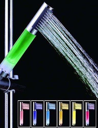 KHSKX Robinet de douche - Contemporain - LED - Plastique ABS de grade A ( Peintures )