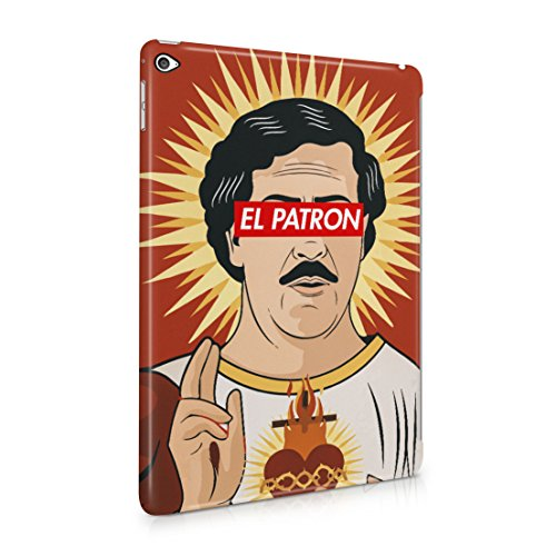 narcos-pablo-escobar-jesus-el-patron-apple-ipad-air-2-hard-plastic-case-cover
