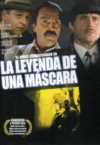 La Leyenda De Una Mascara [Import USA Zone 1]