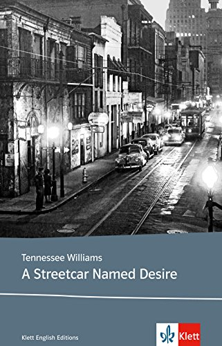 Book cover for A Streetcar Named Desire