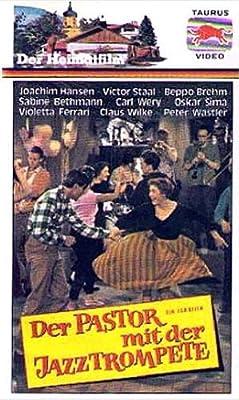 Der Pastor mit der Jazztrompete (Das alte Pfarrhaus) [VHS]
