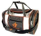 SEBRO SPORTS Praktische Sporttasche für Damen und Herren mit vielen Fächern und Schultergurt. Ideal für Training, Gym, Fitness und Reisen Männer und Frauen Sporttaschen