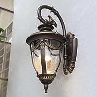 FHK,lampade da parete parete esterna europea di fronte al palazzo paragrafo parete Lampade Villa luci del giardino balcone corridoio luci speciali impermeabili luci murali decorativi