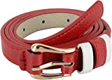 SRI Women's Belt (Red)