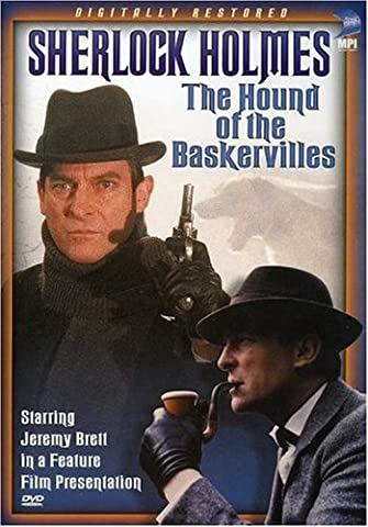 Sherlock Holmes - The Hound of the Baskervilles [Import USA Zone 1]