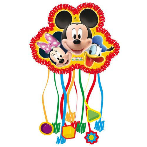 PARTY DISCOUNT NEU Pinata Playful Mickey