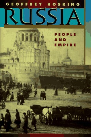 Russia: People and Empire, 1552-1917 by Geoffrey Hosking (1997-05-15)