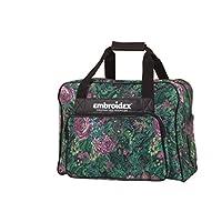 حقيبة حمل آلة خياطة الأزهار - حمل / حقيبة شاملة