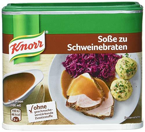 Knorr Schweinebraten Soße Dose, 3er-Pack (3 x 2,25 Liter) -
