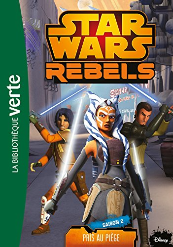 Star Wars Rebels 10 - Pris au piège
