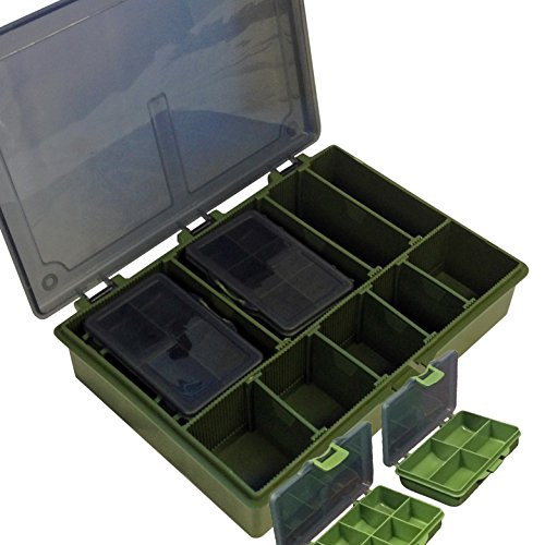 matt-hayes-adventure-complete-system-1-4-tackle-box-storage-solution-33-x-5-x-24-cm-for-carp-and-coa