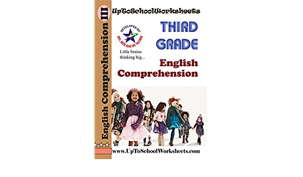 Amazon in: Buy Class 3 English Comprehension Worksheets-CBSE/ICSE
