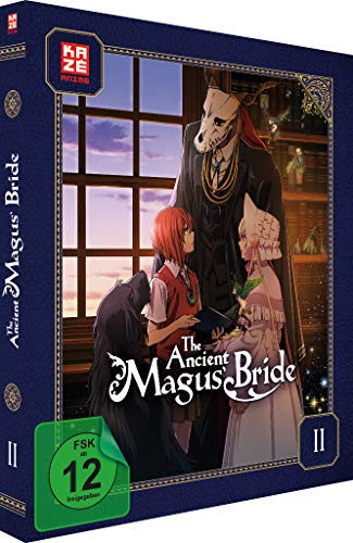 Ancient Magus Bride - Vol. 2 - [DVD]