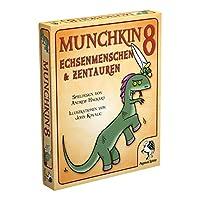 Pegasus-Spiele-17218G-Munchkin-8-Echsenmenschen-Zentauren