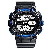 Externe wasserdichte Jugend Armbanduhr/Sport-Uhren/ elektronische Bewegung Watch-B