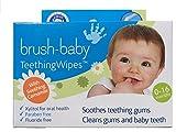 Brush-Baby Teething Wipes