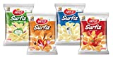 #10: Frylo Surfiz Dehydrated Potato Snacks(Chips), 4 Different Flavours, (Pack of 4, 42gms Each)