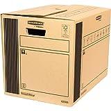 Bankers Box 6206502 - Caja de transporte y mudanza resistente, 35 x 37 x 50 cm, una unidad