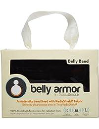Belly Armor Bandeau de grossesse anti-ondes (L noir) par Belly Armor