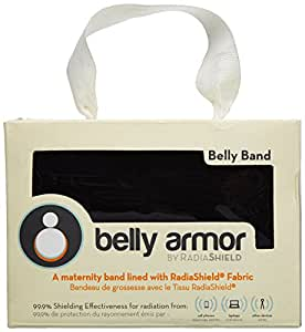 Belly Armor Extra Large Belly Band (Black)