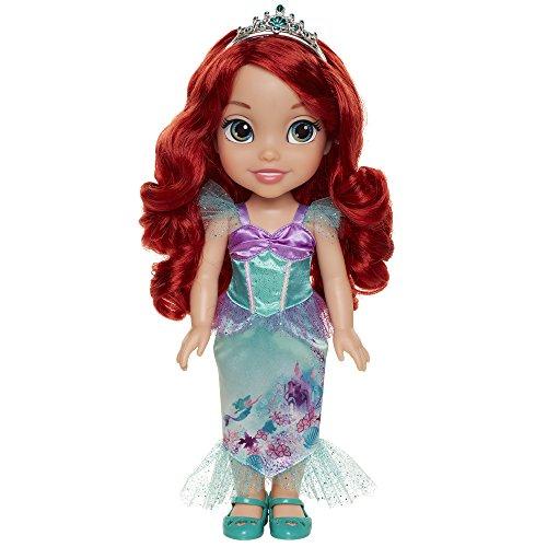 Disney Prinzessinnen - Arielle Spielpuppe, 35 cm