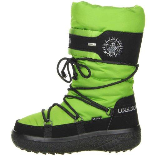 Verde Schneestiefel Damen Vista verde 11 grü 12401 6qOXA