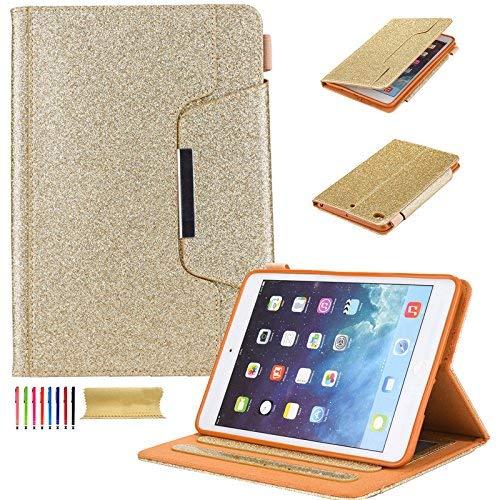 iPad Mini 4. Generation Fall, iPad Mini 4Retina Case, dteck [DREI Schicht] Cabrio [Heavy Duty] Robuste Hybrid Full Body Schutzhülle mit Standfuß für iPad Mini 4Modell A1538/A1550#02 Gold (Ipad Defender Case 4. Generation)