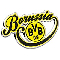 BVB 9636200 Pin mit Borussia-Schriftzug