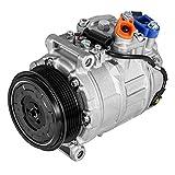 SucceBuy Compresseur Climatisation Auto Durable Pour MER-CE-DES W203, W204® Classe C, Classe E, Classe G, Classe S, Sprinter 2-T Bus