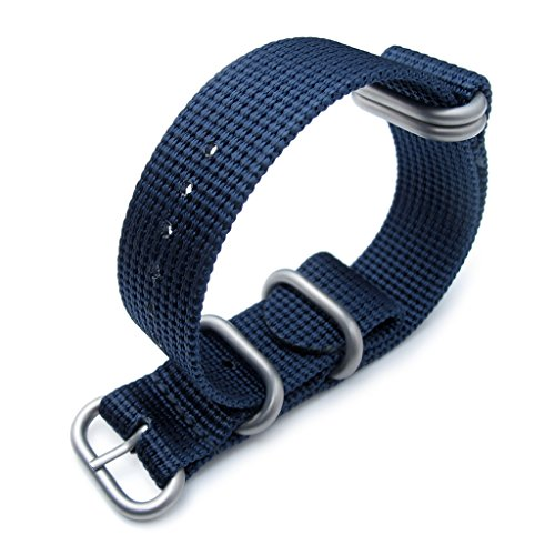miltat-22mm-5anillos-g10zulu-repelente-de-agua-3d-nylon-reloj-band-azul-marino-cepillado