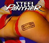 : Steel Panther - British Invasion [2 DVDs] (DVD)
