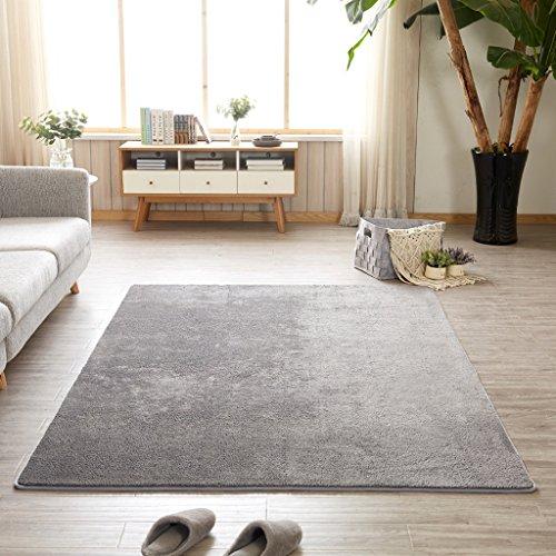 William 337 Bereich Teppich Wohnzimmer Teppich Modern American Sofa Tee Tischdecke Maschine waschbar Nacht Schlafzimmer Teppich (Farbe : A, größe : 160 * 230cm) -