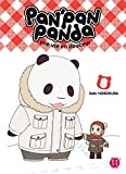 Pan'Pan Panda, une vie en douceur T08 (French Edition)
