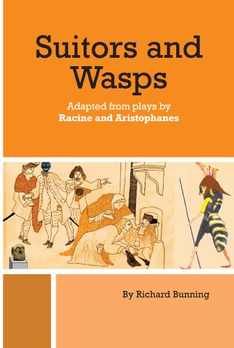 suitors-and-wasps-adapted-from-plays-by-racine-and-aristophanes-english-edition