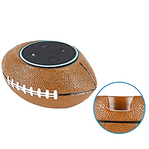 COOSA Superb Rugby Holder Stand For Amazon Echo Dot 2nd