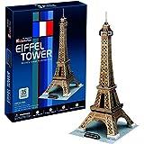 """CubicFun 3D Puzzle C-Serie """"Torre Eiffel - Par?s"""""""